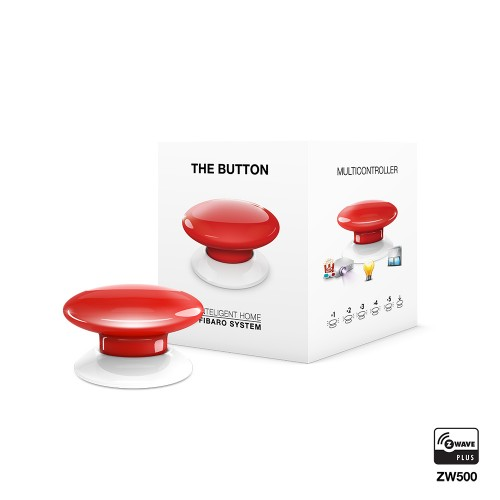 Кнопка FIBARO The Button Кнопка FIBARO The Button