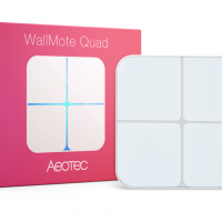 Настенный пульт Aeotec WallMote