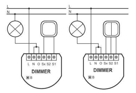 Рис.2 Схема подключения для